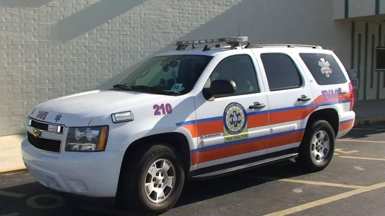 Evac Ambulance Daytona Beach Florida Youtube