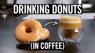 Drinking Donuts (In Coffee)