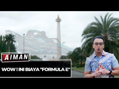 Triliunan Rupiah Untuk Ajang Balap Formula E! - AIMAN (Bag 1)