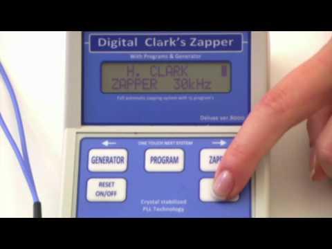 Circuito Zapper : Zapper original multi frequências dra hulda clark r