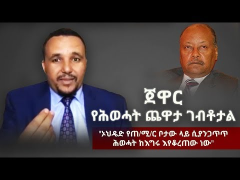 MUST WATCH: Jawar Mohammed on TPLF's Game | OPDO | EPRDF thumbnail