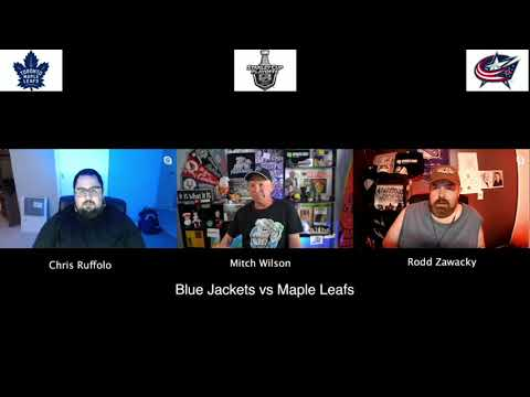Toronto Maple Leafs vs Columbus Blue Jackets 8/7/20 NHL Pick and Prediction Stanley Cup Playoffs