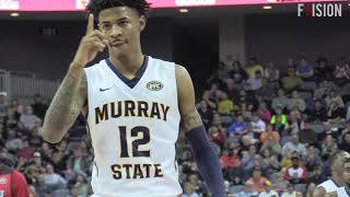 Ja Morant Hits Game Winner With Magic Johnson Watching vs Jacksonville State OVC Tourney