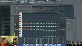 Sounds Like 33 - Odeza Piano Synth Intro - IPlayYouListen