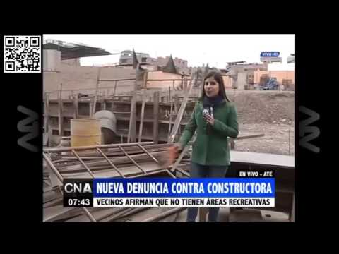 CONSTRUCTORA PAREDES GROUP REPORTAJE ATV NOTICIAS 06.06.17 LAS TORRES DE CERES