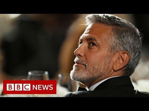 Will Clooney's Brunei boycott really work? - BBC News Mp3
