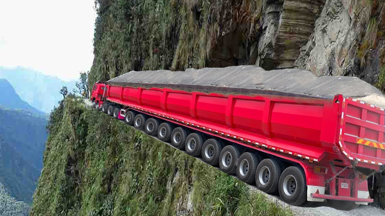 Download The most durable and powerful trucks in the world. Not everyone can see it.