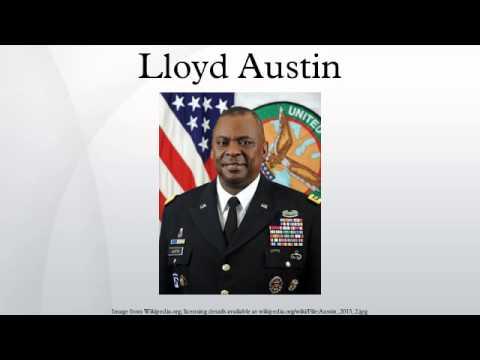 Lloyd Austin