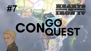 HoI4 - Modern Day - Congo Conquest - Part 7