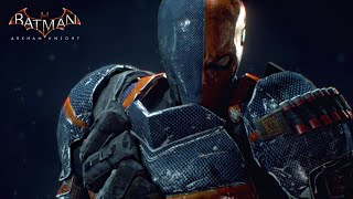Batman Arkham Knight · Deathstroke Boss Fight / Most Wanted: Campaign for Disarmament