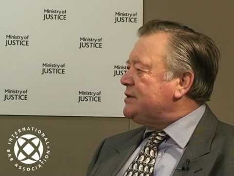 Interview with UK Secretary of State for Justice Ken Clarke by IBA