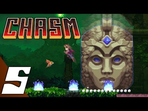 Chasm part 5: Gardens & Titan Boss Fight (No Commentary)