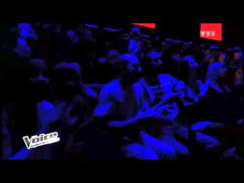 The Voice France - Shadoh interprète