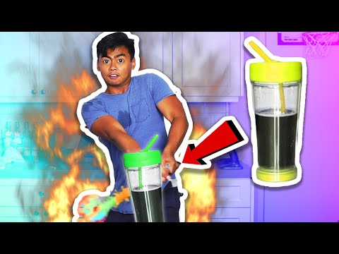 Thumbnail: UNSPILLABLE CUP CHALLENGE!