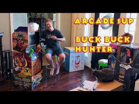 Big Buck Hunter Arcade1Up Cab from MRN Bricks
