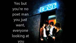 All Over Town - The Kooks (lyrics)