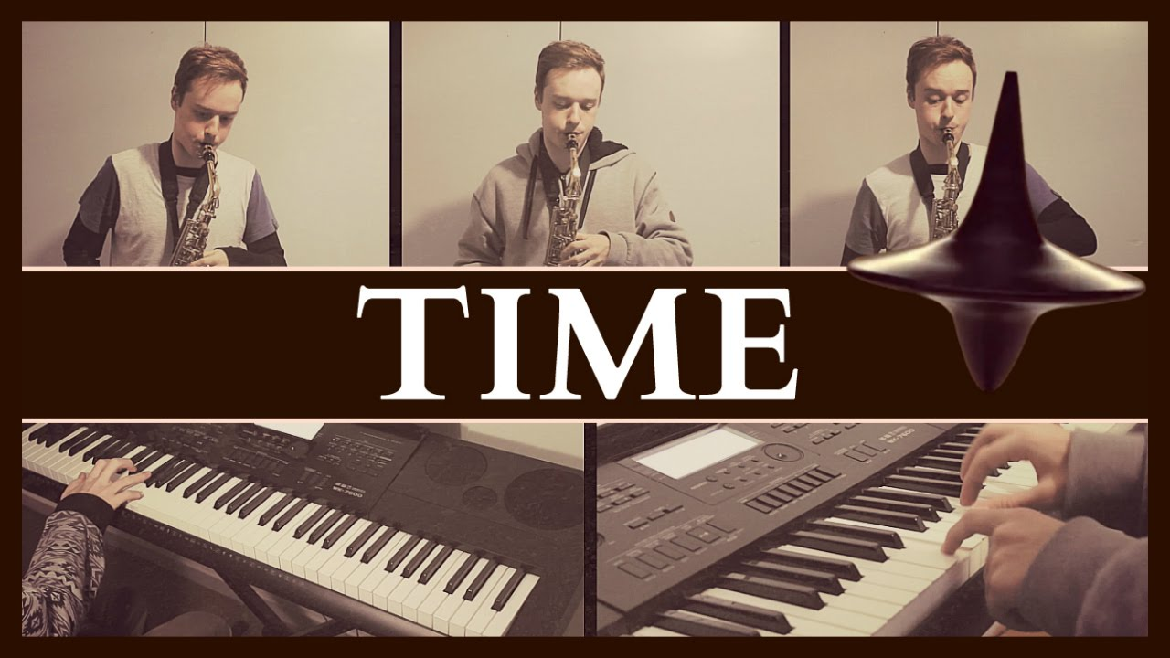 Time - Inception (Saxophone/Multitrack Cover)