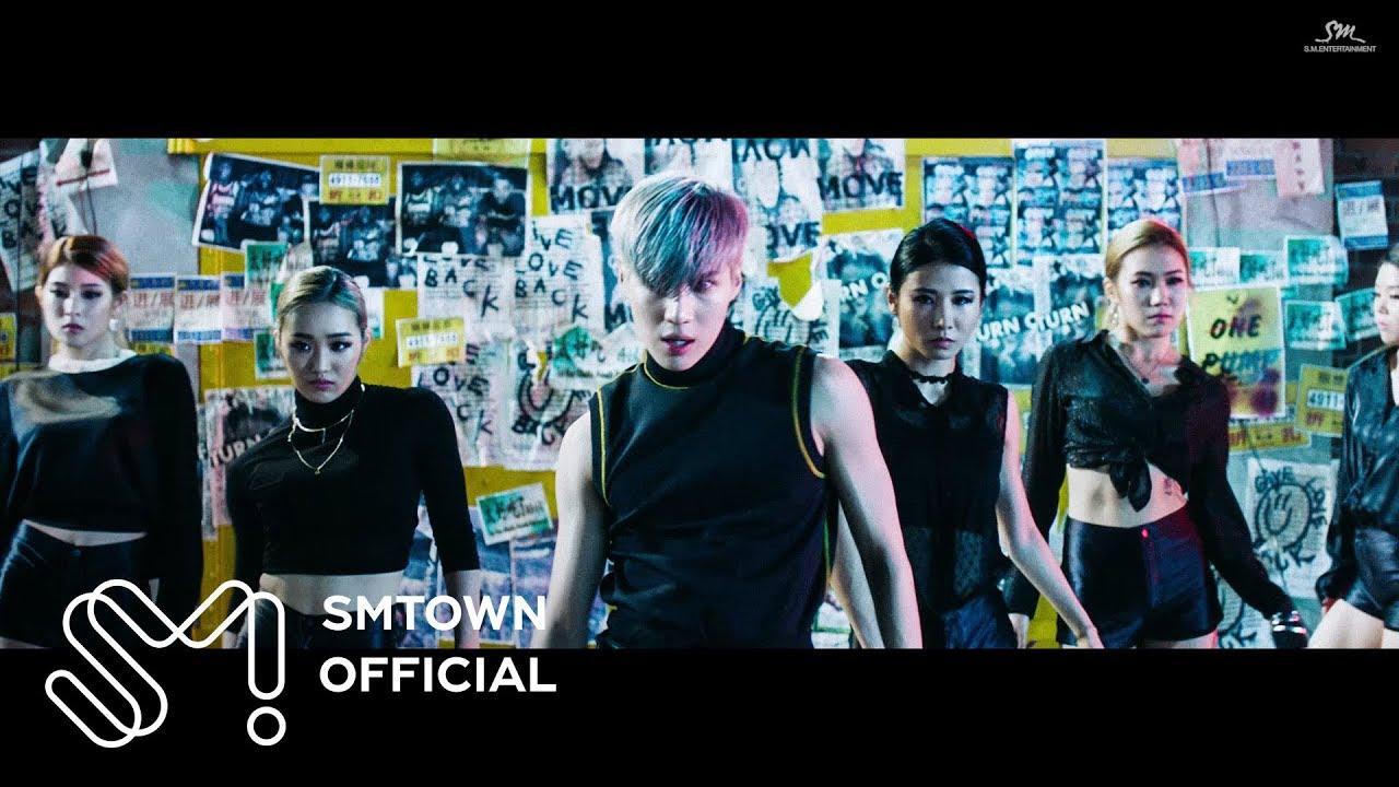 TAEMIN 태민 'MOVE' #2 Performance Video (Solo Ver.)