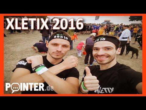 Patrick vloggt - So war der XLETIX-Lauf 2016