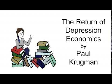 The Return of Depression Economics by Paul Krugman