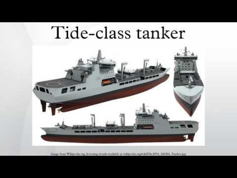 Tide-class tanker