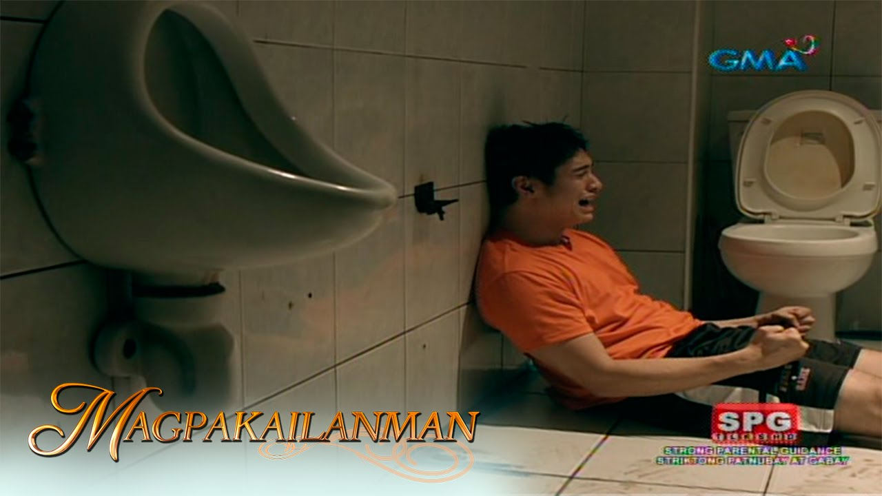 Magpakailanman: Jeric Gonzales as a convicted drug addict in 'Magpakailanman'