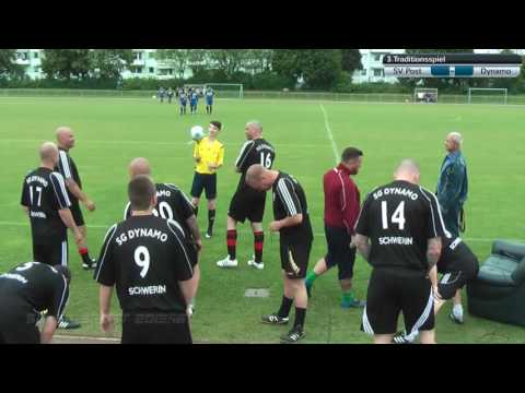 Traditionsspiel | SV Post Telekom Schwerin vs. SG Dynamo Schwerin