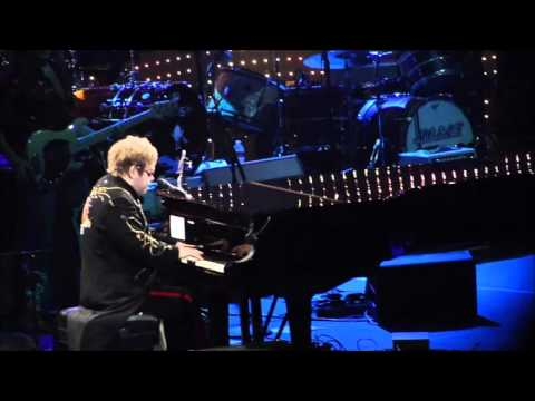 ELTON JOHN LEON RUSSELL FT WORTH NOV. 13  2010
