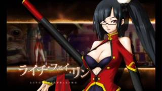 BlazBlue Calamity Trigger Character Trailer