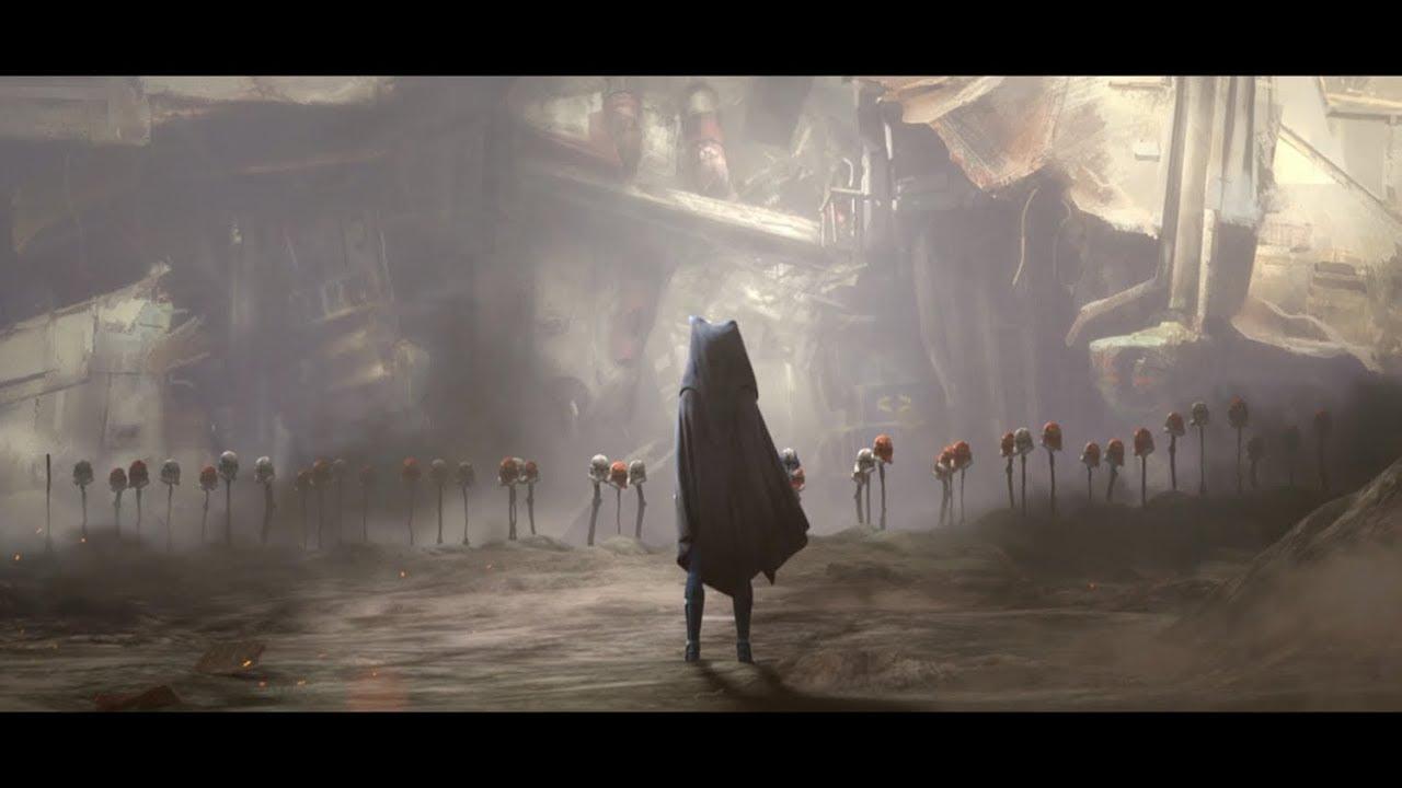 Download Rex & Ahsoka bury the Clones - Star Wars: The Clone Wars - Season 7 Episode 12