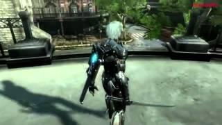 Metal Gear Rising Revengeance Trailer