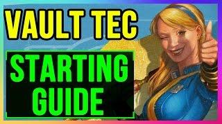Fallout 4 How to Start Vault TEC Workshop DLC Walkthrough Guide