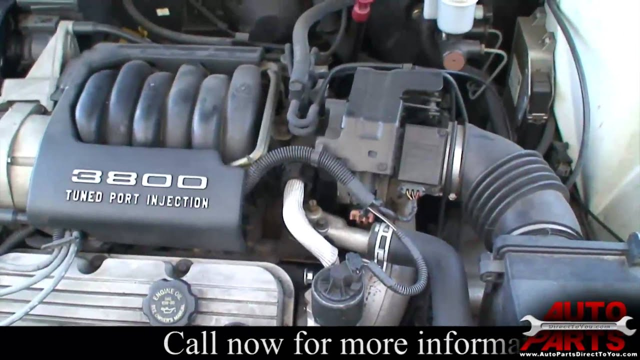 1995 Buick Lesabre Intake Manifold Part 1: Intro  YouTube
