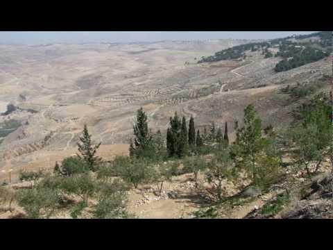 Mount Nebo - Jordan