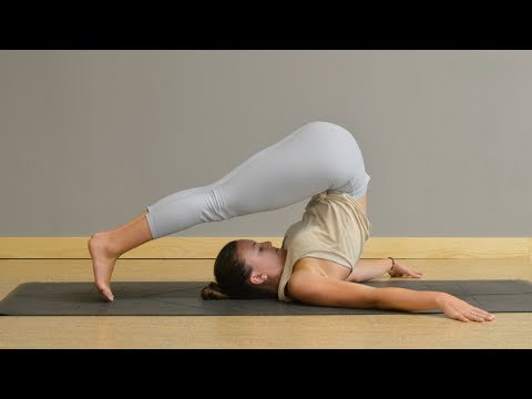 Ignite Your Yoga Practice with Plow Pose