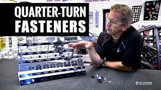 Quarter-Turn (Dzus) Fasteners