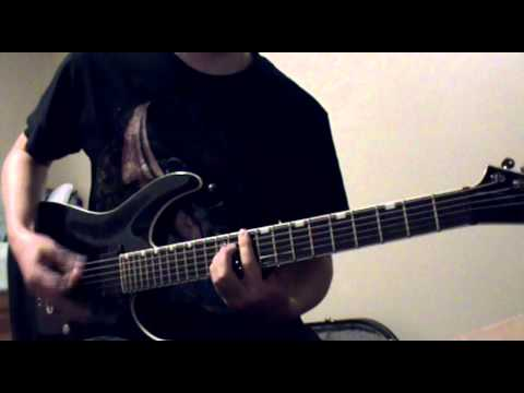 ISIS - Backlit (guitar cover)
