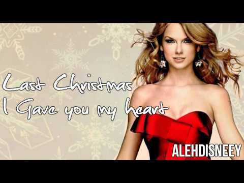 Taylor Swift - Last Christmas Lyrics