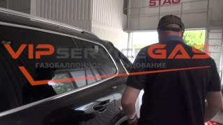 ГБО на Volkswagen Touareg-Установка ГБО. Газ на Volkswagen Touareg (ГБО ХАрьков)