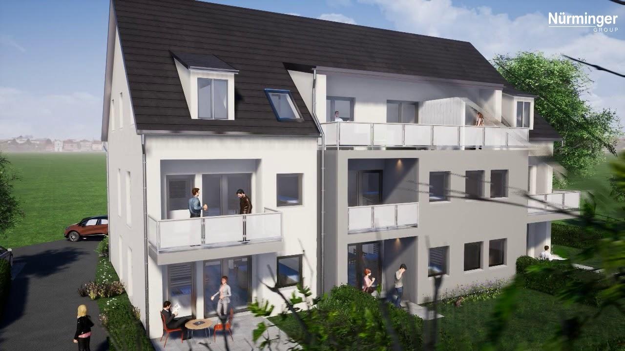 Wetzendorf Neubau Von 8 Schönen Wohnungen