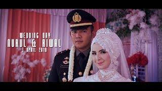 WEDDING BRIPDA NURUL ARIFIN & IPDA RIWAL MAULIDINATA,STK - LANGSA ACEH