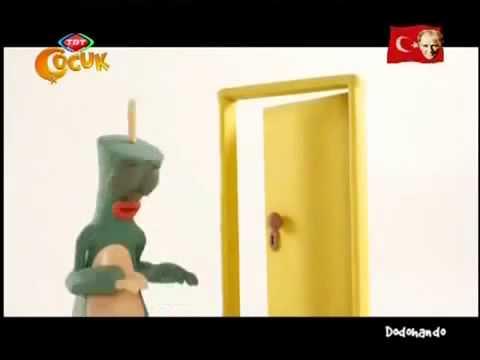 Dodohando Hamur oyunları 06 11 2013 TRT Çocuk Çizgi Film