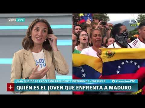 Inés Capdevila: ¿Quién es el joven Juan Guaidó que enfrenta a Maduro?
