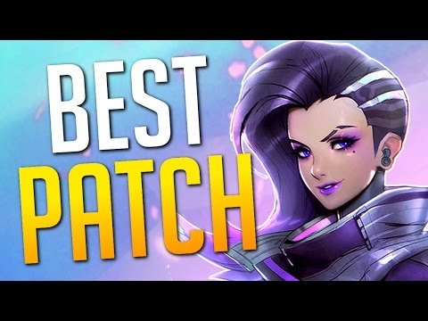 HOOK 2.0 AND SOMBRA BROKEN?! (PTR Patch Review)