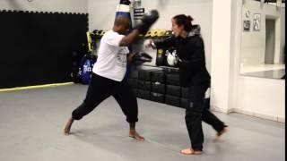 Cris Cyborg treina forte para o UFC 198