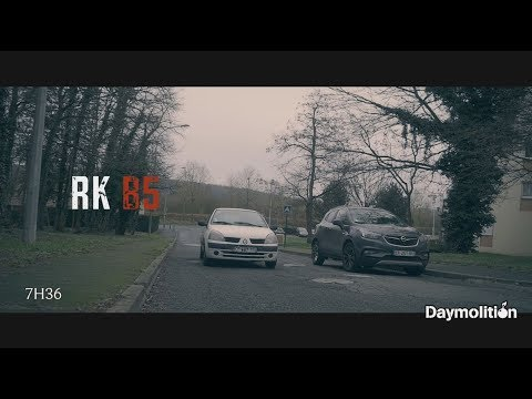 RK - #B5 I Daymolition