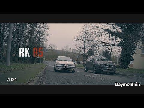 RK  #B5 I Daymolition