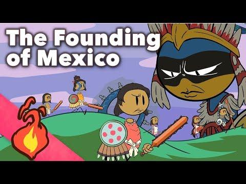 The Founding of Mexico - Aztec Myths - Extra Mythology