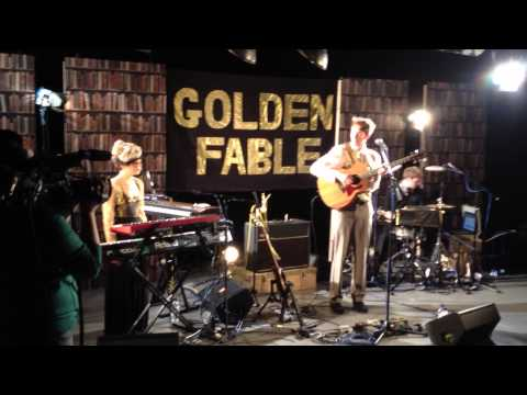 Golden Fable 'Motorcycle Emptiness' @ Glyndwr Studios Wrecsam