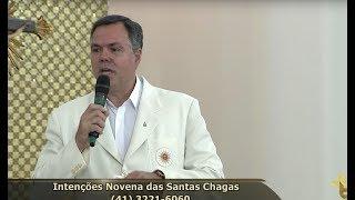 NOVENA DAS SANTAS CHAGAS DE JESUS | PROTEGEI-NOS E CURAI-NOS DO CÂNCER | 06/11/2018